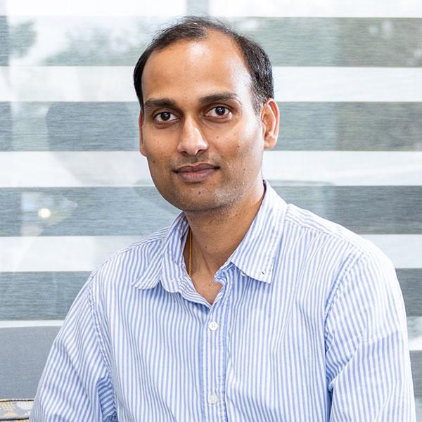 Kalyan Chakraverthy
